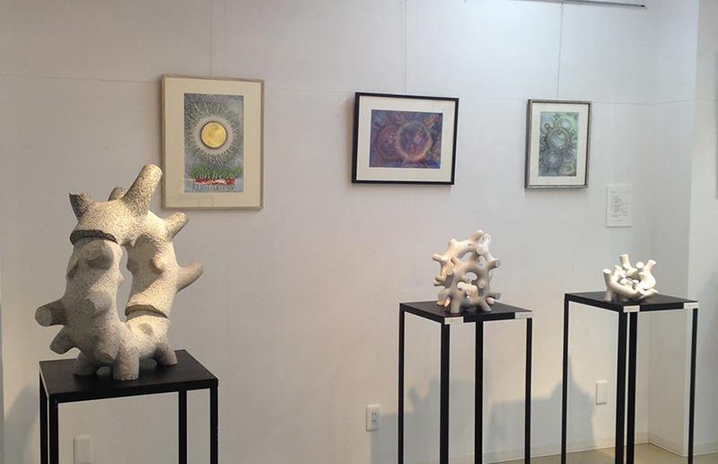 ノアギャラリーWEBサイト » 彫刻家の仕事展