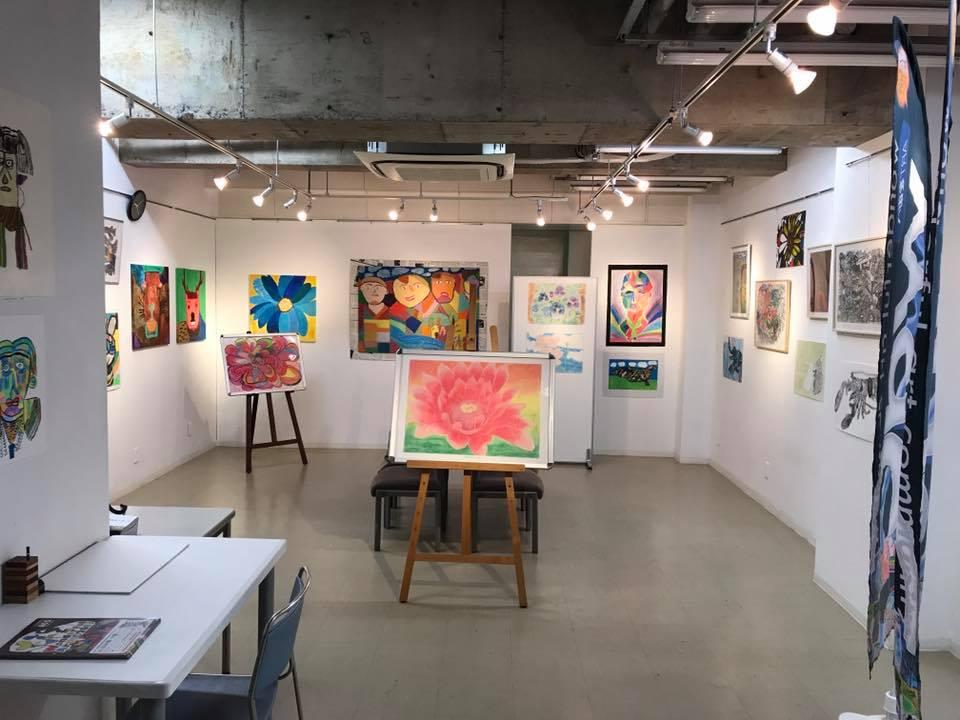 第3回2017ワンダフルアート展